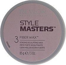 Voňavky, Parfémy, kozmetika Vosk silnej fixácii - Revlon Style Masters Fibre Wax 3 Strong Scultping Wax