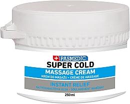 Voňavky, Parfémy, kozmetika Super chladivý masážny krém na telo - Pasmedic Super Cold Massage Cream