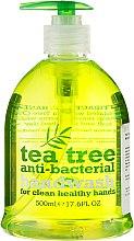 Voňavky, Parfémy, kozmetika Antibakteriálne tekuté mydlo na ruky - Xpel Marketing Ltd Tea Tree Anti-Bacterial Handwash