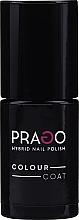 Voňavky, Parfémy, kozmetika Hybridný lak na nechty - Prago Colour Coat