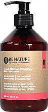 Voňavky, Parfémy, kozmetika Šampón na farbené vlasy - Beetre Be Nature Color Protect Shampoo
