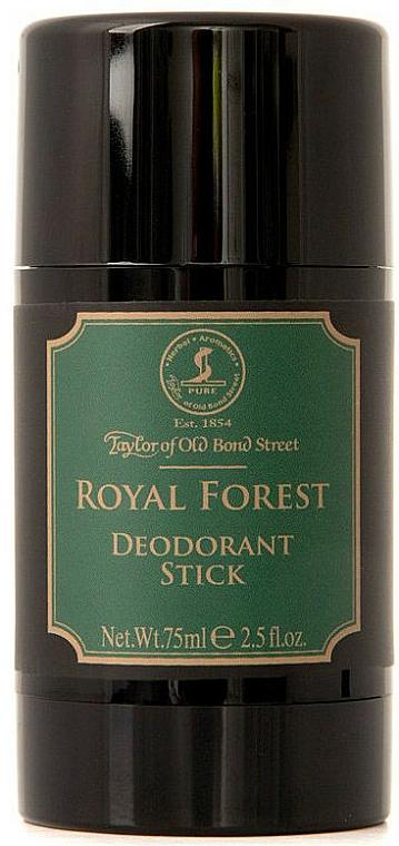 Taylor of Old Bond Street Royal Forest - Deodorant v tyčinke