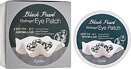 Voňavky, Parfémy, kozmetika Hydrogélové náplasti na oči s perlovým extraktom - Esfolio Black Pearl Hydrogel Eye Patch