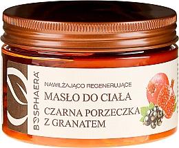 Voňavky, Parfémy, kozmetika Olej na telo s čiernou ríbezľou a granátovým jablkom - Bosphaera