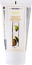 Voňavky, Parfémy, kozmetika Gél na vlasy - Korres Styling Gel Normal Hold With Lime