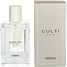 Voňavky, Parfémy, kozmetika Aromatický interiérový sprej - Culti Milano Room Spray Aqqua