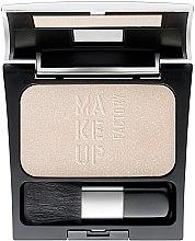 Voňavky, Parfémy, kozmetika Kompaktný rojasňovač - Make up Factory Glow Highlighter With Shimmer Finish