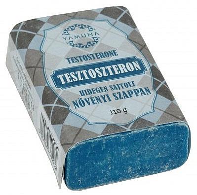 """Mydlo lisované za studena """"Testosterón"""" - Yamuna Testosterone Cold Pressed Soap"""