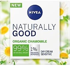 Voňavky, Parfémy, kozmetika Denný krém pre citlivú pokožku - Nivea Naturally Good Day Sensitive Care