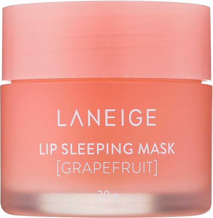 Nočná maska na pery s extraktom z grapefruitu - Laneige Lip Sleeping Mask Grapefruit