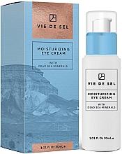 Voňavky, Parfémy, kozmetika Hydratačný očný krém - Vie De Sel Moisturizing Eye Cream