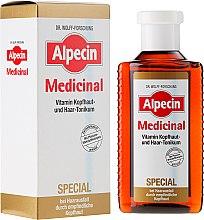 Voňavky, Parfémy, kozmetika Tonikum pre citlivú pokožku hlavy - Alpecin Medicinal Special Vitamin Scalp And Hair Tonic