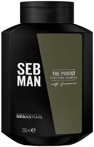 Šampón na vlasy - Sebastian Professional Seb Man The Purist Purifying Shampoo
