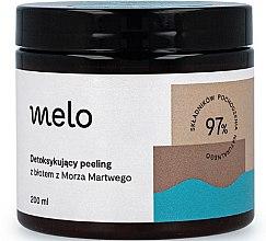 Voňavky, Parfémy, kozmetika Detoxikačný bahenný peeling - Melo