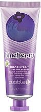 """Voňavky, Parfémy, kozmetika Krém na ruky """"Čučoriedka"""" - TasTea Edition Blueberry Hand Cream"""