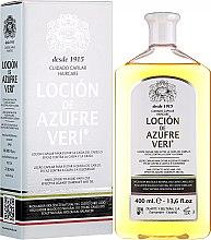 Voňavky, Parfémy, kozmetika Lotion proti vypadávaniu vlasov - Intea Azufre Veri