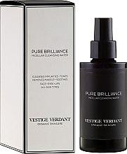 Voňavky, Parfémy, kozmetika Micelárna voda - Vestige Verdant Pure Brilliance Micellar Cleansing Water