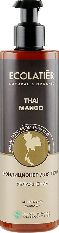 "Kondicioner na telo ""Thajské mango"" - Ecolatier Thai Mango Body Conditioner"