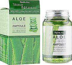 Voňavky, Parfémy, kozmetika Ampulkové sérum s extraktom z aloe - FarmStay Aloe All-In-One Ampoule