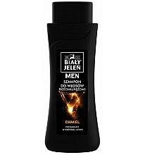 Voňavky, Parfémy, kozmetika Hypoalergénny šampón, chmeľový extrakt - Bialy Jelen Hypoallergenic Shampoo For Men