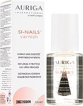 Voňavky, Parfémy, kozmetika Zosilňovač nechtov - Auriga Si-Nails Varnish