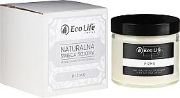 """Voňavky, Parfémy, kozmetika Vonná sviečka """"Pižmo"""" - Eco Life Candles"""