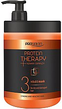 Voňavky, Parfémy, kozmetika Maska na vlasy - Prosalon Protein Therapy + Keratin Complex Rebuild Mask