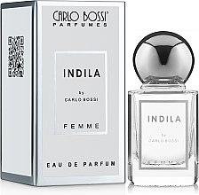 Voňavky, Parfémy, kozmetika Carlo Bossi Indila Femme - Parfumovaná voda (miniatúra)