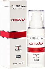 Voňavky, Parfémy, kozmetika Hydratačné regeneračné pleťové sérum - Christina Comodex Hydrate & Restore Serum