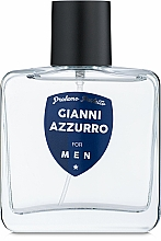 Voňavky, Parfémy, kozmetika Vittorio Bellucci Gianni Azzurro for Men - Toaletná voda