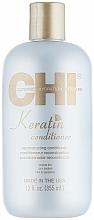 Voňavky, Parfémy, kozmetika Regeneračný kondicionér na vlasy - CHI Keratin Conditioner