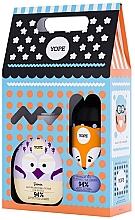 Voňavky, Parfémy, kozmetika Darčeková sada pre deti - Yope Kids Gift Set (h/soap/400ml + sh/gel/400ml)