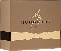 Voňavky, Parfémy, kozmetika Burberry My Burberry - Sada (edp/90ml + b/lot/75ml)