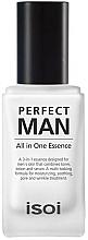 Voňavky, Parfémy, kozmetika Esencia pre mužskú pokožku - Isoi Perfect Man All in One Essence