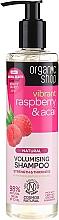 Voňavky, Parfémy, kozmetika Šampón na vlasy - Organic Shop Raspberry & Acai Volumising Shampoo
