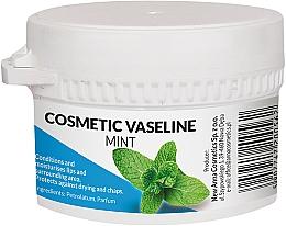 Voňavky, Parfémy, kozmetika Krém na tvár - Pasmedic Cosmetic Vaseline Mint