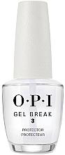 Voňavky, Parfémy, kozmetika Top Coat na nechty - O.P.I Gel Break Protector Top Coat