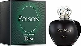 Voňavky, Parfémy, kozmetika Dior Poison - Toaletná voda