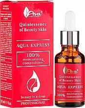 Voňavky, Parfémy, kozmetika Sérum pre tvár - Ava Laboratorium Quintessence Of Beauty Aqua Express Serum