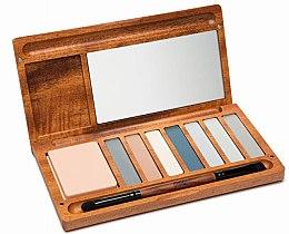 Voňavky, Parfémy, kozmetika Paleta očných tieňov - Alilla Cosmetics Universe Palette