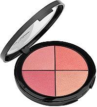 Voňavky, Parfémy, kozmetika Paleta lícenok - Aden Cosmetics Blusher Palette