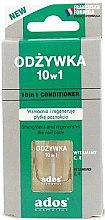 Voňavky, Parfémy, kozmetika Kondicionér na nechty 10 v 1 - Ados 10in1 Conditioner