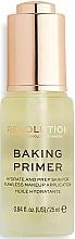 Voňavky, Parfémy, kozmetika Primer na tvár - Makeup Revolution Baking Primer
