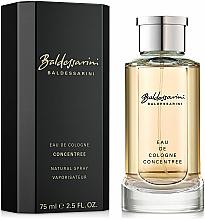 Voňavky, Parfémy, kozmetika Baldessarini Concentree - Kolínska voda (koncentrát)