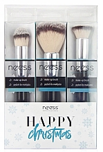 Voňavky, Parfémy, kozmetika Sada štetcov na make-up - Neess