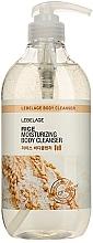 Voňavky, Parfémy, kozmetika Sprchový gél - Lebelag Rice Moisturizing Body Cleanser