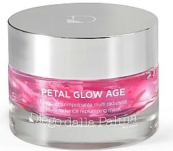 Voňavky, Parfémy, kozmetika Protistarnúca maska pre žiarivú pleť tváre - Diego Dalla Palma Petal Glow Age