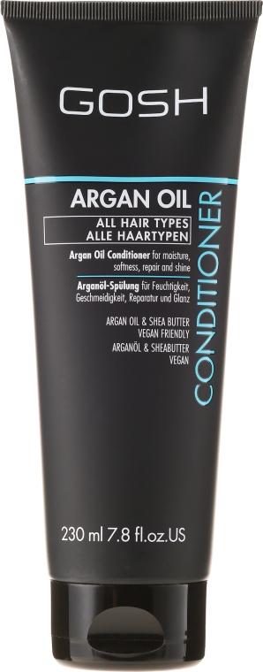 Kondicionér na vlasy s arganovým olejom - Gosh Argan Oil Conditioner