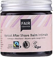 Voňavky, Parfémy, kozmetika Balzam po holení - Fair Squared Apricot After Shave Balm Intimate