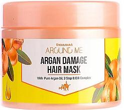 Voňavky, Parfémy, kozmetika Maska na poškodené vlasy - Welcos Around Me Argan Damage Hair Mask